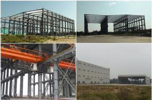 Multi - layer steel structure